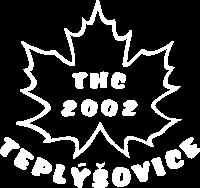 THC Javorové listy Teplýšovice logo